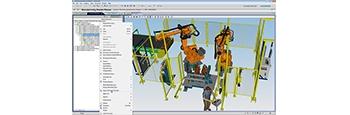 產線規劃與模擬 Tecnomatix